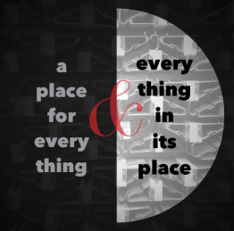 A Place For Everything