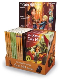 Grim Hill display case