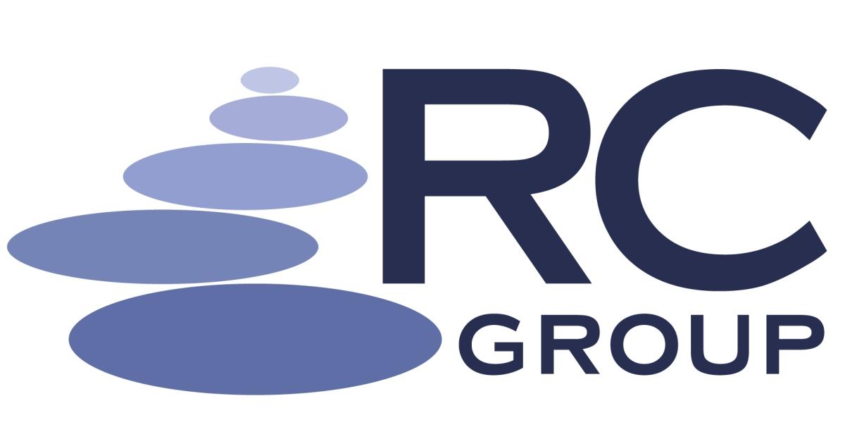 Rc Group Logo Final Design Portfolio