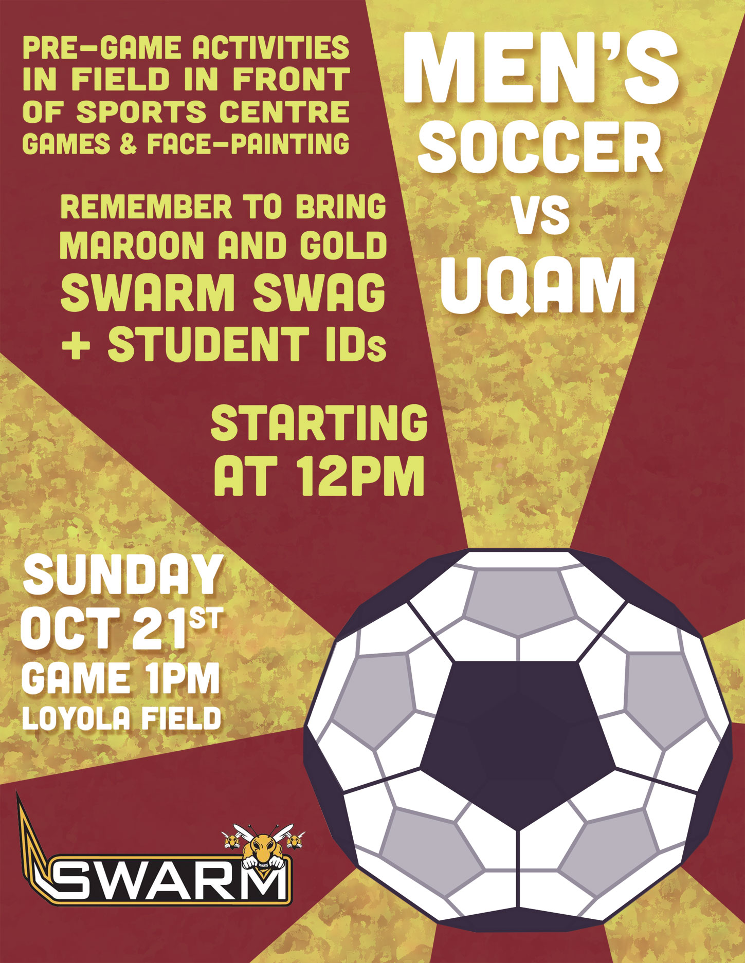 Men S Soccer Poster Portfolio