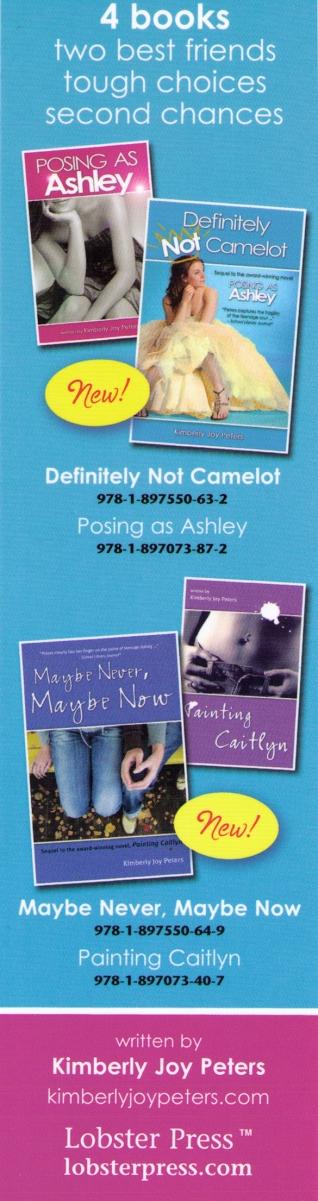 Teen Fiction bookmark