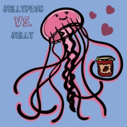 Jellyfish vs. Jelly
