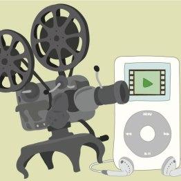Audio-Visual Media Illustration
