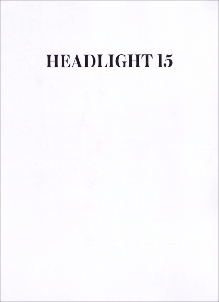 Headlight 15