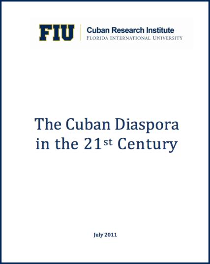 The Cuban Diaspora in the 21st Century