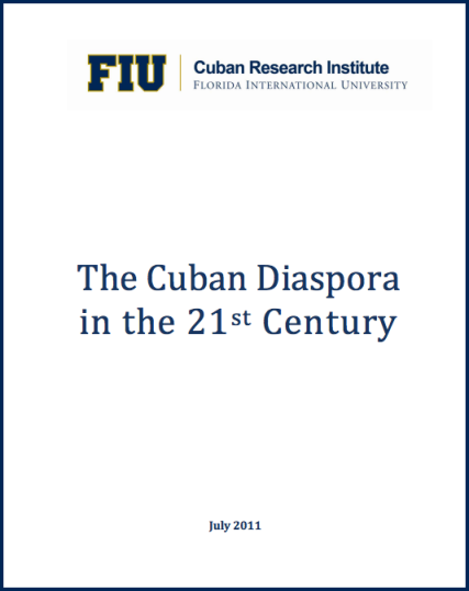 The Cuban Diaspora in the 21st Century